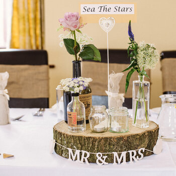 Show stopping centrepieces for all styles and themes