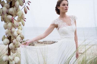 10 créateurs et boutiques de robes de mariée sublimes en Gironde !