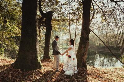 Modas de ayer y de hoy, ¿qué ha dejado de llevarse en las bodas?