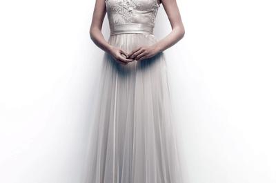 Girly al mil: vestidos de novia de Catherine Deane para verano 2013