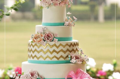 Top 11 Wedding Cake Shops in Delhi