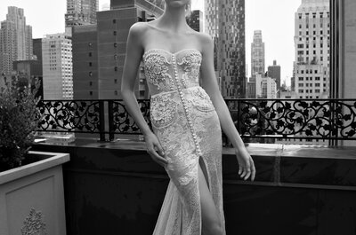 Inbal Dror 2016 New York Collection: These dresses demand attention!