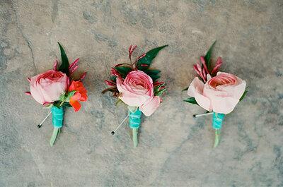 10 Detalles de última hora para una boda perfecta