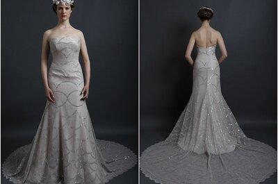 Sareh Nouri 2016 Bridal Collection: A Gothic Romance