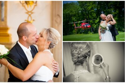 Real Wedding: Eine Hochzeit mit