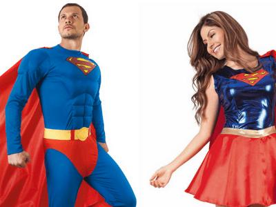 Ideas fantásticas para disfrazarte con tu pareja