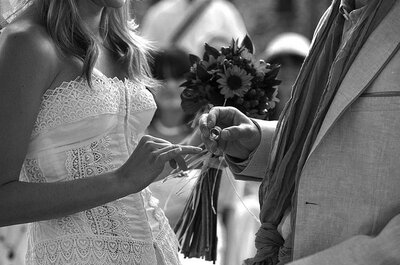 Casando às pressas: como organizar um casamento em pouco tempo