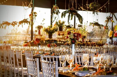 6 claves que no puedes olvidar para tener un banquete de bodas perfecto