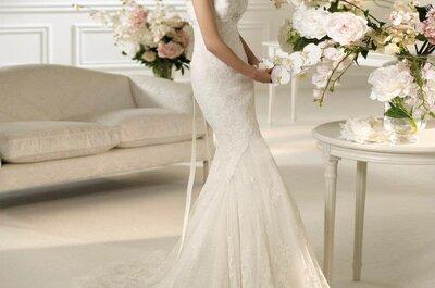 Suknie ślubne z kolekcji White One 2013