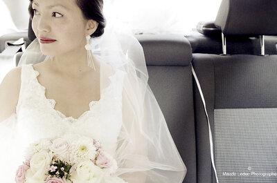 Comment bien poser pour vos photos de mariage avec Maude Leduc