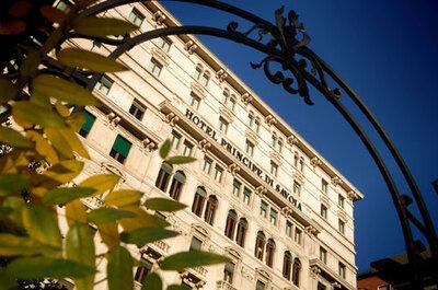 Matrimonio da sogno a Milano, se ci si sposa con il Principe di Savoia!