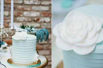 Inspire-se na beleza da decoração azul
