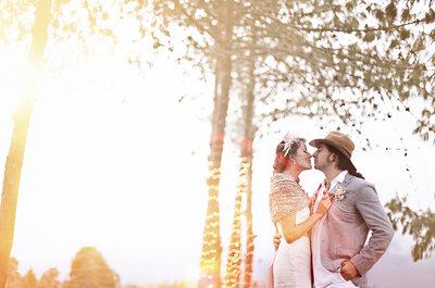 ¡Haz equipo con el fotógrafo de tu matrimonio! Ten en cuenta estos 4 puntos