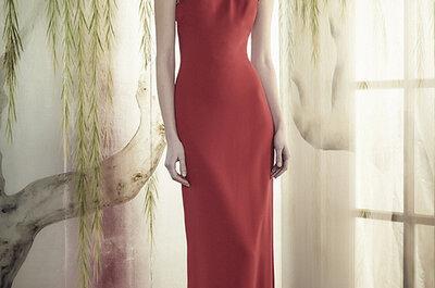 Czerwone sukienki 2016: intensywny kolor dla Ciebie