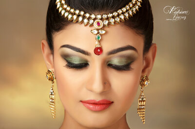 Top 10 Bridal Makeup artists in Bangalore
