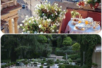 NOOOOOOOOO 6 hotel spettacolari a Roma per un matrimonio Caput mundi