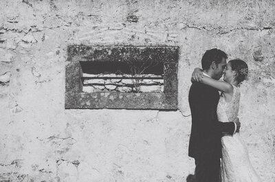 Ana & Paulo: Descubra como a noiva chegou com o vestido ao altar!