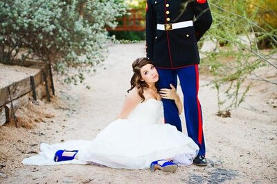 All About Military Weddings: Planning, Traditions & Ideas
