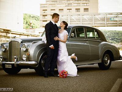 Top Hochzeitsfotografen in Basel - Im schönsten Moment abgedrückt