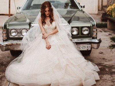 5 raisons pour lesquelles choisir une robe de mariée de rechange pour son mariage!