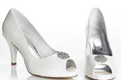 Die aktuellsten Trends für Brautschuhe 2012