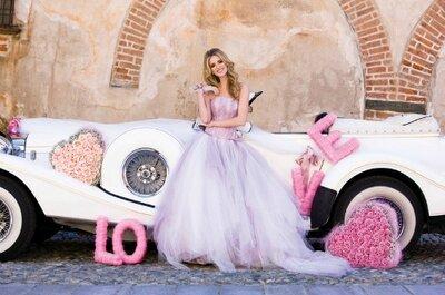 Nicole Spose Collezione 2012, il massimo del romanticismo per il tuo giorno più bello