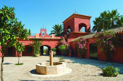 Las 8 mejores fincas para bodas de Cádiz