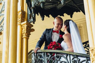 Свадьба в Чехии: оригинальная идея Павла и Милы
