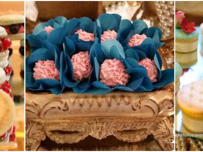 Os 5 melhores fornecedores de doces para casamento de Curitiba: sabor, exclusividade e sofisticação!