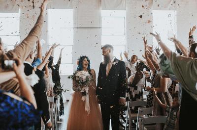 Paralysée, elle se lève pour danser le jour de son mariage... Et c'est magique !