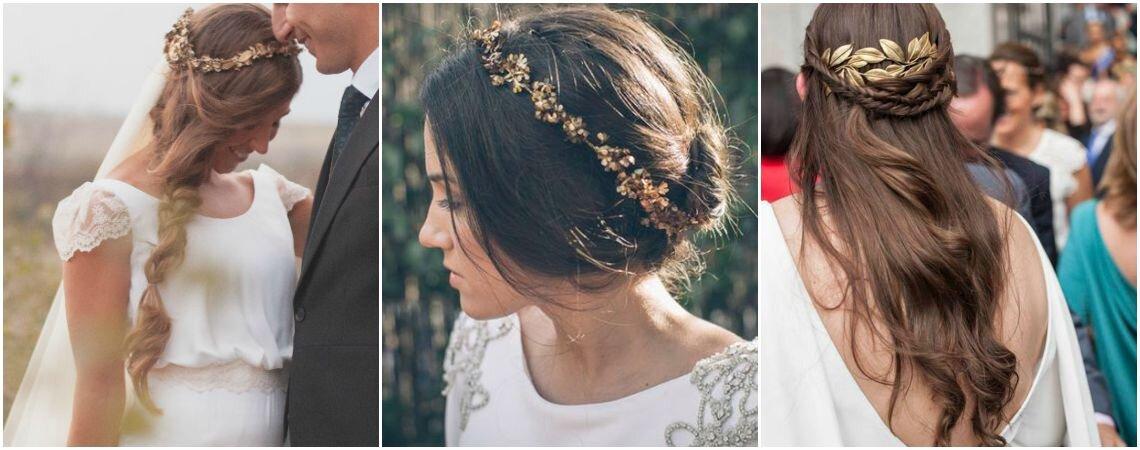 Odkryj różne fryzury ślubne trendy w roku 2016