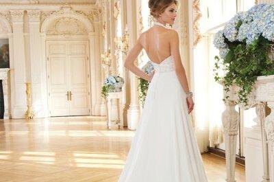 Brautkleider in der Kollektion 2015 von Lillian West: Stilvolle Brautkleider für Ihre Hochzeit!