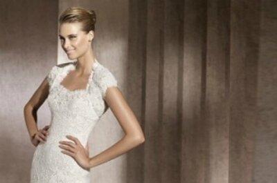 Les 8 plus belles robes de mariée sirène 2012