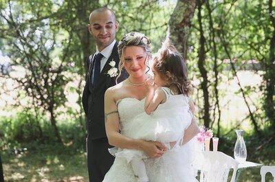 Le mariage de Charly et Benjamin : une cérémonie laïque personnalisée, authentique et mémorable