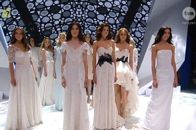 Jakie suknie ślubne zobaczyliśmy podczas finału TOP MODEL 3?