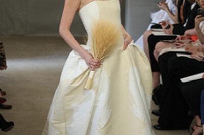 Accessoires de mariée 2013 : les incontournables