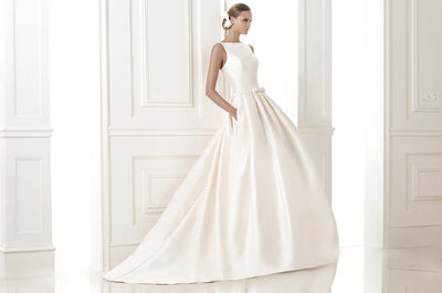 Pronovias 2015: Bridal gowns of dreams