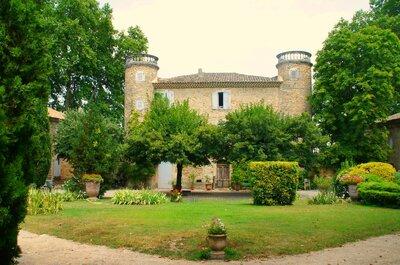 Les 10 domaines exceptionnels où vous marier dans le Gard