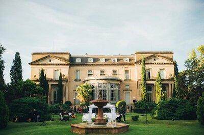 El día que el Palacio Sans Souci se colmó de emoción por una boda especial