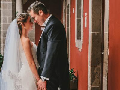 El uno para el otro: La boda de Paulina y Enrique en el Ex Convento de San Hipólito