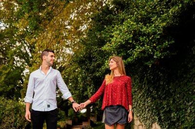 Ana & Filipe: eles escolheram uma data simbólica para o seu casamento!