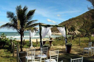 Os 10 melhores lugares para mini wedding no Rio de Janeiro