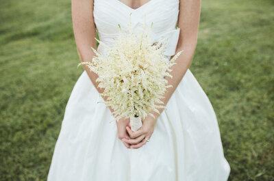 Inspiración: Nuevas tendencias en ramos de novia