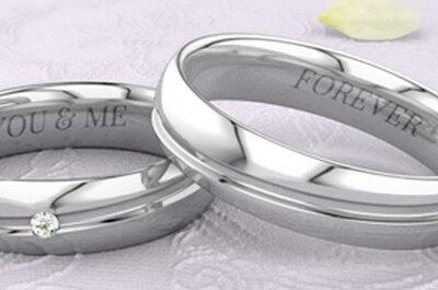 21DIAMONDS propose une vaste collection de bijoux personnalisés pour votre mariage