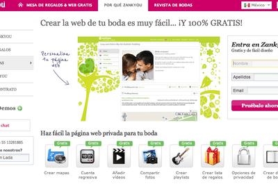 Zankyou, la mejor herramienta online para tu boda