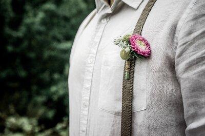 5 objets DIY faciles, originaux et pas chers, pensés par de talentueuses wedding planners !