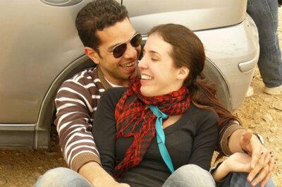 Mi boda es un reto: Andrea y Tarek