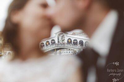 10 location per matrimoni a Venezia: alla scoperta della città dell'amore, tra storia e glamour