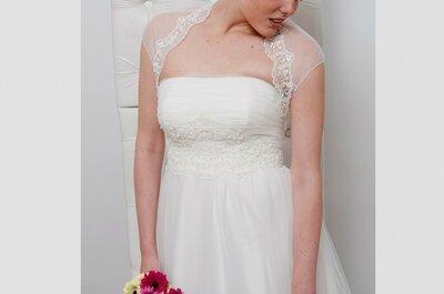 Tessuti, colori e volumi: le tendenze per la sposa 2017