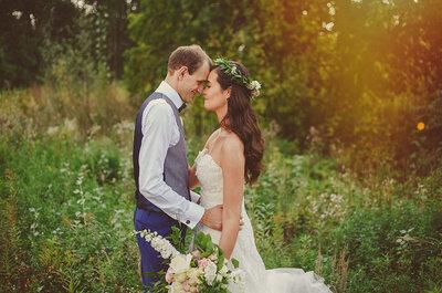 Magda i Marcin pobrali się w winiarni nad jeziorem. Zapraszamy na wspólną zabawę!